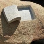 las piedras tienen su lado blando