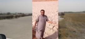 Video: ¿es este en realidad un río de arena moviéndose a gran velocidad?