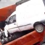 trituradora de autos