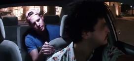 Video: pasajero borracho que agredió a un conductor de Uber se lleva su merecido