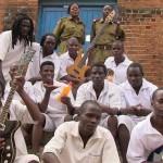 Presos de una carcel africana que fueron nominados al Grammy