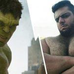 Hulk en la vida real