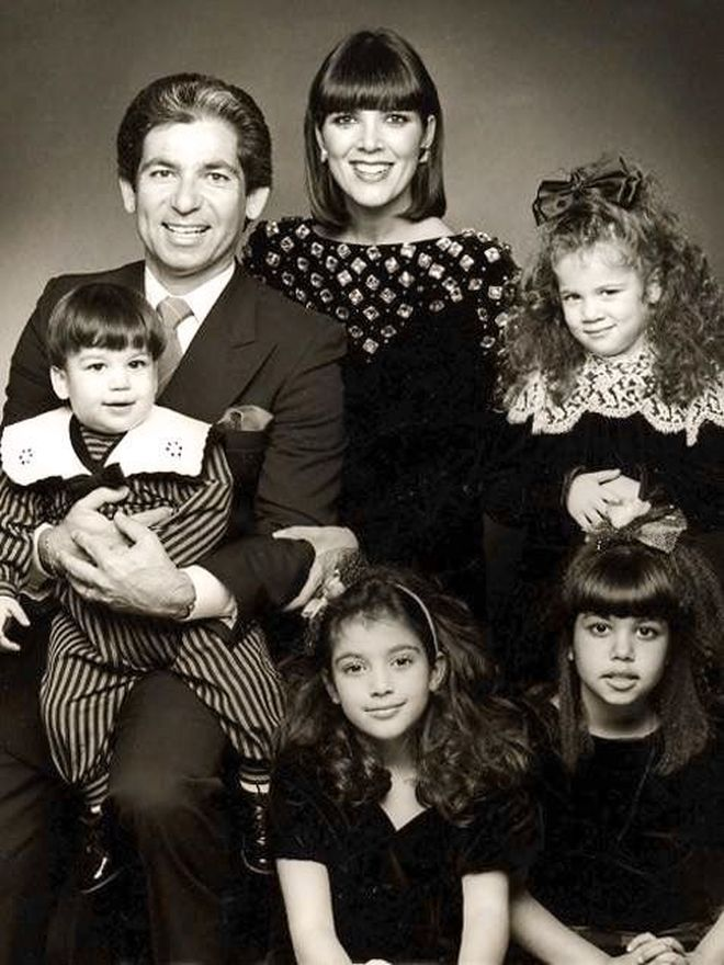 padre de Khloe Kardashian