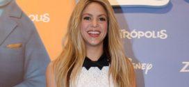 Así se ve el cuerpo de Shakira camino al gimnasio en Barcelona