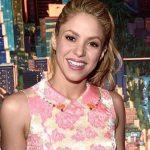 cuerpo de Shakira