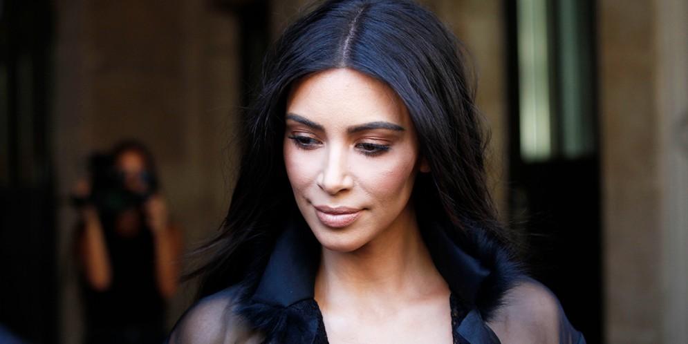 vacaciones de Kim Kardashian en México