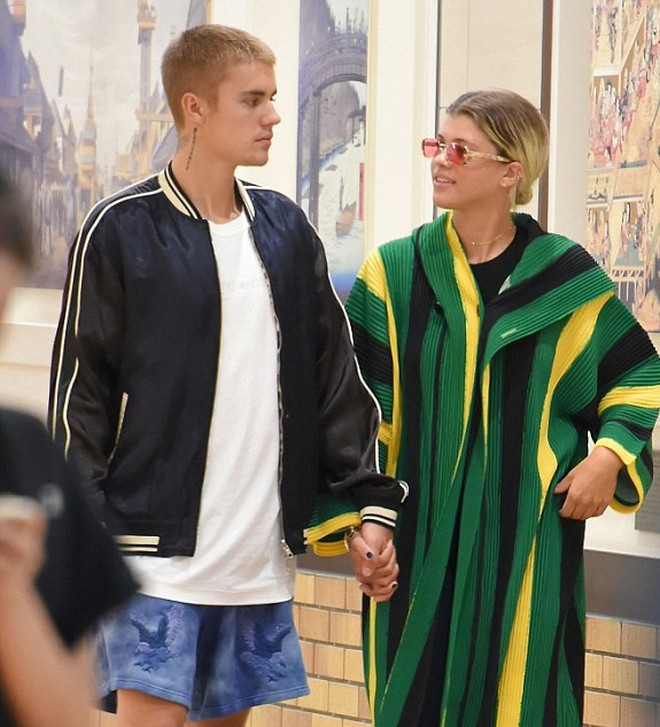 novia de Justin Bieber