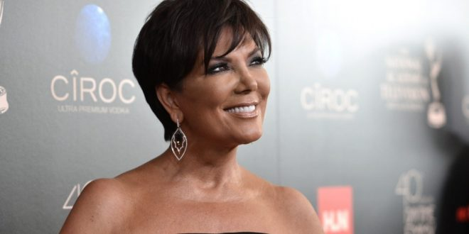 Momentos de angustia para la familia Kardashian Jenner. Fotos del accidente de Kris Jenner