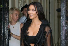 ataque a Kim Kardashian