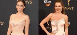 Estas fueron las mujeres que impactaron en la alfombra roja de los Premios Emmy 2016