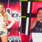 Fanny Lu y Maluma ya no son entrenadores de la Voz Teens