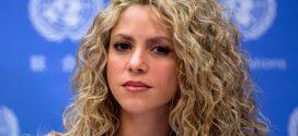 [Foto] Avalancha de críticas por imagen de los pies de Shakira