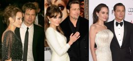 Fotos de Angelina Jolie y Brad Pitt en su relación de 12 años que ahora termina