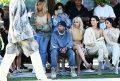 El desfile de Kanye West para presentar su colección Yeezy 4, fue calificado como un desastre
