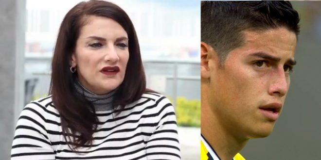 [Video] Mamá de James Rodríguez da detalles sobre amenazas de muerte