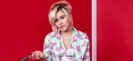 En un video publicado en las redes sociales, Miley Cyrus llorando aceptó a Trump