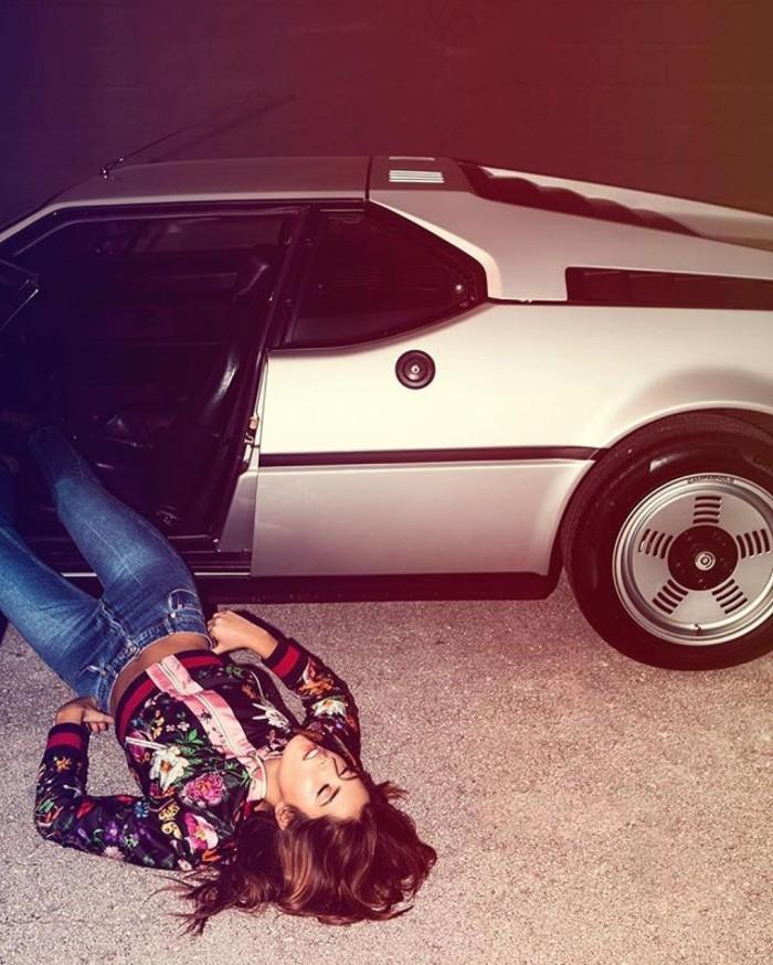 foto de Paulina Vega accidente