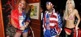 Los mejores disfraces de las celebridades de Hollywood en la celebración de Halloween