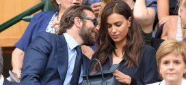 Irina Shayk está embarazada, espera su primer hijo con el actor Bradley Cooper