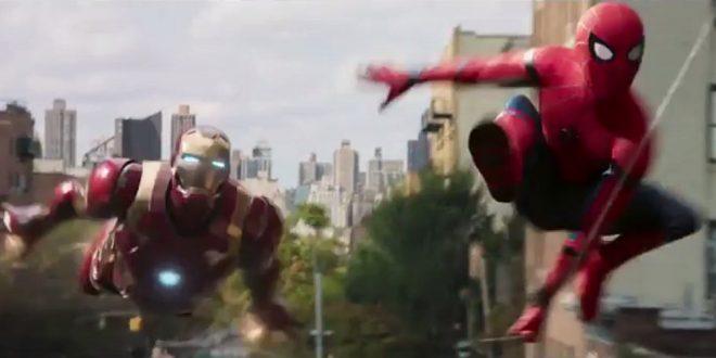 Primer tráiler de la nueva película del Hombre Araña