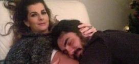 [Fotos] Así son los 'efectos' del embarazo de Carolina Cruz