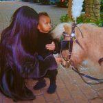hijo menor de Kim Kardashian