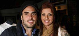 Con bebé a bordo, ¿ahora sí se casan Carolina Cruz y Lincoln Palomeque?