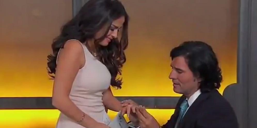 Confirmó embarazo y habló de su gran amor. Esto dijo Danna ...