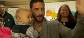 Video en Instagram de Maluma revela cómo se verá el cantante cargando a su hijo