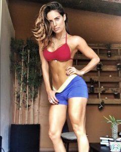 Sara Corrales Desafío Súper Humanos