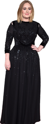 Estatura de Adele