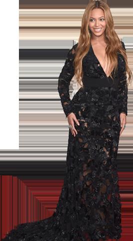 Estatura de Beyonce