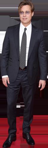 Estatura de Brad Pitt