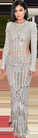 Estatura de Kylie Jenner
