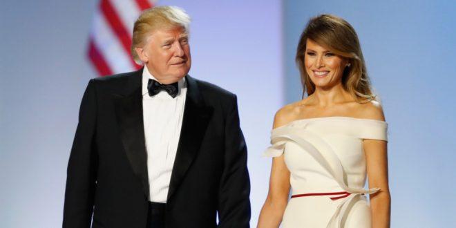 Con ayuda de Melania Trump, Donald Trump ya tiene un plan para evadir las críticas en vivo de los Premios Óscar