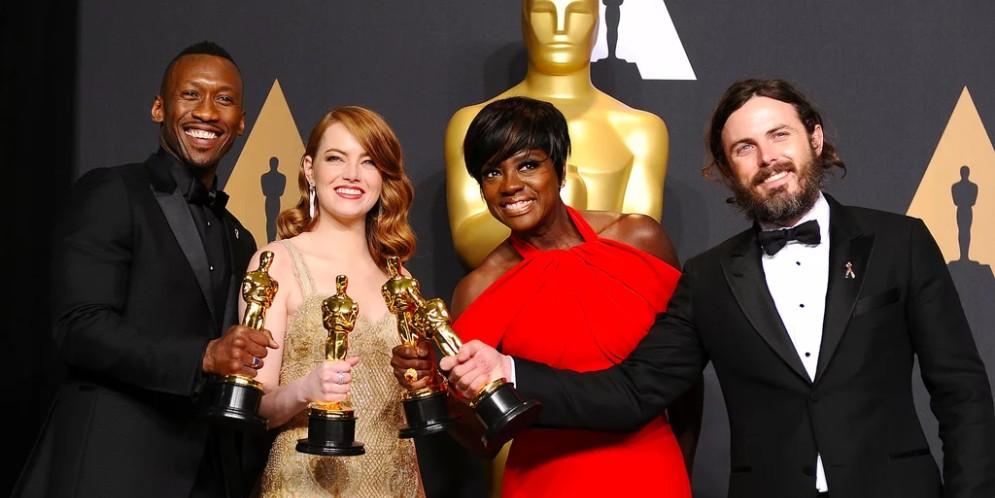 alfombra roja de los Premios Óscar 2017