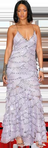 Estatura de Rihanna