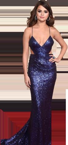 Estatura de Selena Gómez