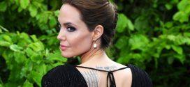 Fotos inéditas de los últimos tatuajes de Angelina Jolie