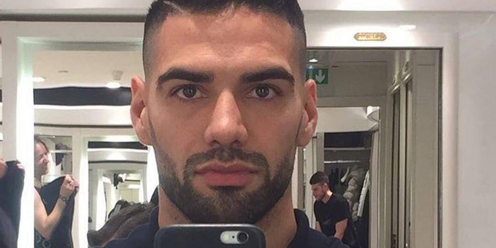 Falcao García en Instagram