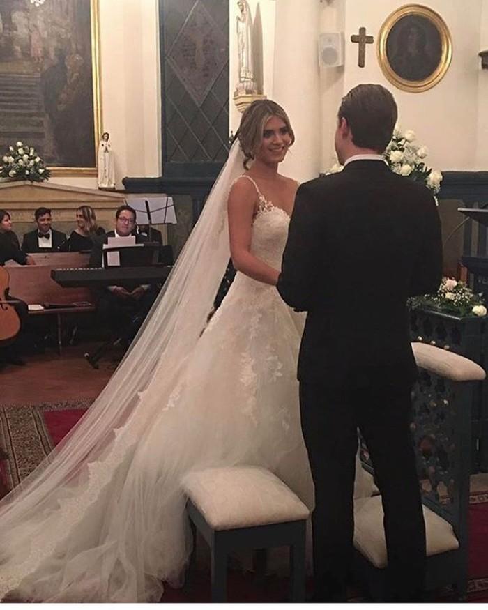 Matrimonio Catolico Laura Tobon : Fotos de la boda laura tobón en bogotá el runrun