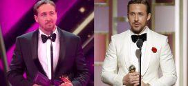 Un impostor de Ryan Gosling logró llevarse un importante premio en una ceremonia en vivo y en directo