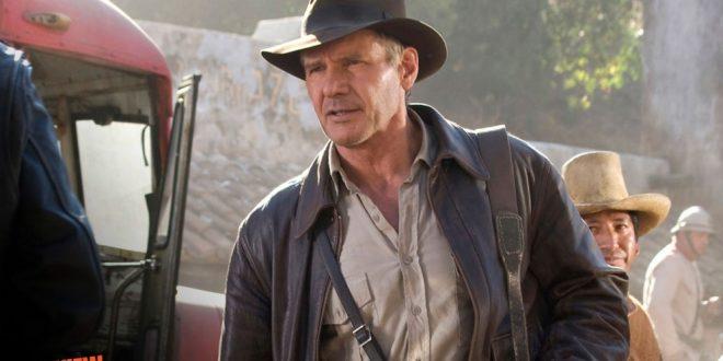 Una vez más. A los 74 años Harrison Ford será el protagonista de Indiana Jones 5