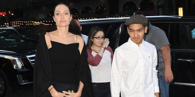 Con una mentira la adopción del hijo mayor de Angelina Jolie se hizo realidad