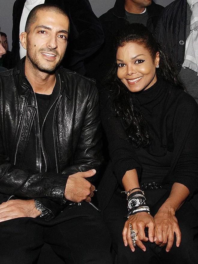 Janet Jackson se separa