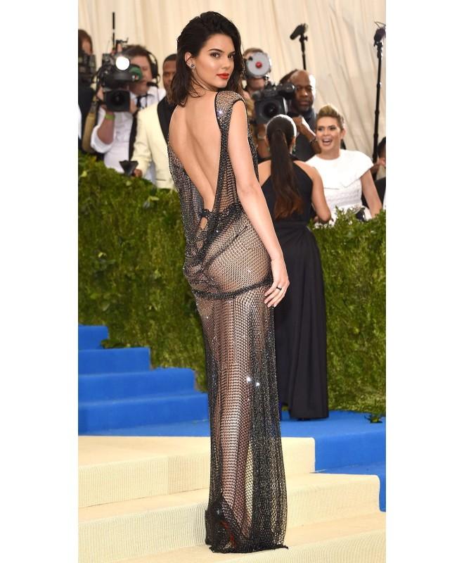 cola de Kendall Jenner