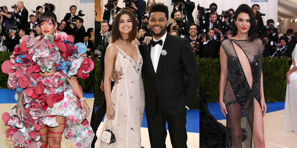 Estos fueron los trajes más controvertidos de la Gala MET 2017