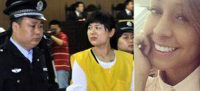 Crudo video sobre la pena de muerte en China ilustra lo que afronta la modelo Juliana López