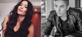 Mientras Lina Tejeiro presume a Juan David Posada, su amiga se cuadra con su ex
