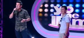 [Video] Imitador de Pipe Bueno hizo subir al verdadero al escenario de 'Yo me llamo'